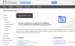 New PageSpeed Insights